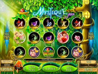 Mystique Grove Online Video Slots