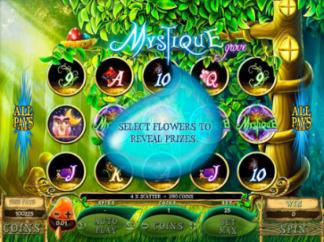 New Mystique Grove Slots Bonus