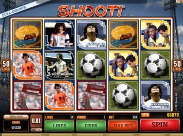 New Shoot! Online Video Slot Game