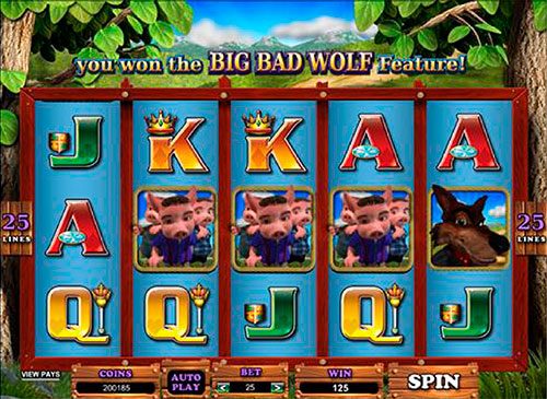 Piggy Fortunes Video Slot Game Online